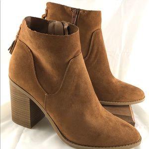Women's Heeled Booties